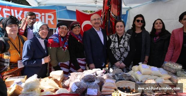 Büyükşehir Belediyesi'nden Kadınlar Günü Etkinlikleri