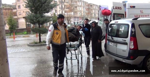 Midyat'ta seçim kavgası: 2 yaralı