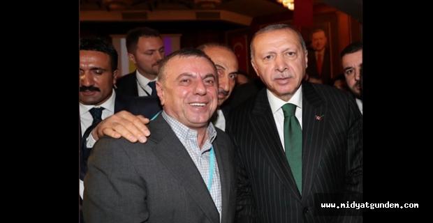 Başkan Şahin, AK Parti Kızılcahamam Kampına Katıldı