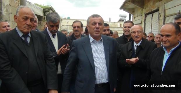 Midyat'ta Sokak Sağlıklaştırması ve Restorasyon Çalışması