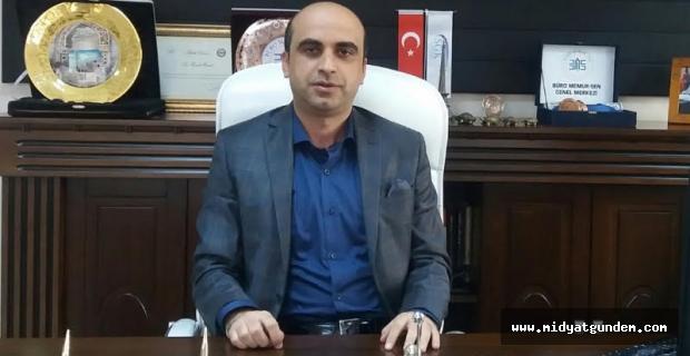 Büro Memur-Sen Mardin'de yetkisini perçinledi