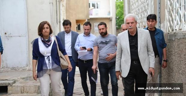 İller Bankası Heyeti Proje İçin Mardin'de
