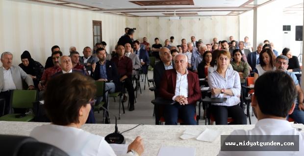 MARSU Mayıs Ayı Genel Kurul Toplantısı yapıldı
