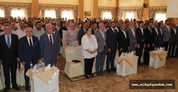 AK Parti Mardin de bayramlaşma töreni