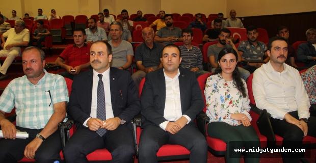 """Başsavcı Akkiraz' dan """"15 Temmuz Demokrasi ve Milli Birlik Günü"""" programı"""