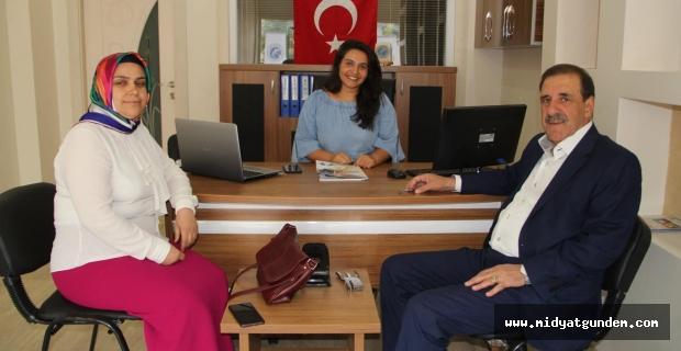 Midyat'ta kadınlara mikrokredi desteği sağlanıyor