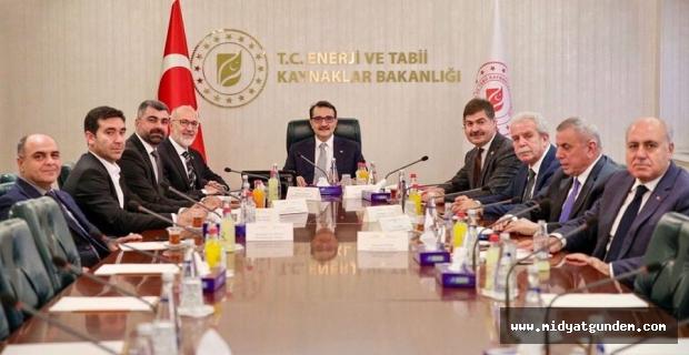 Başkan Şahin, çeşitli temaslarda bulunmak için Ankara'da