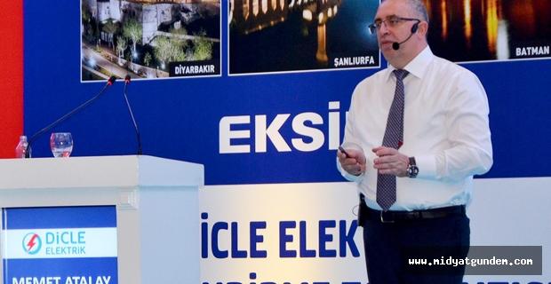 Dicle Elektrik 2020'de 600 milyon liralık yatırım yapacak