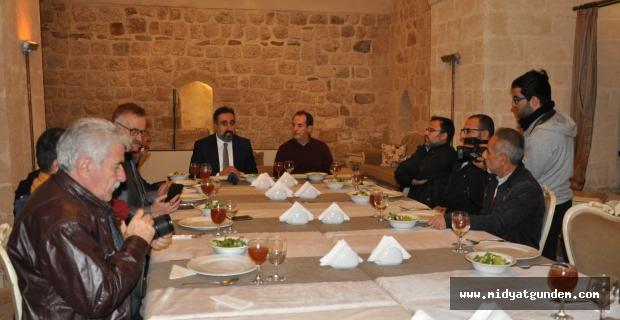 Kadim Mardin Kültürü Modern Turizm ile Can Bulacak