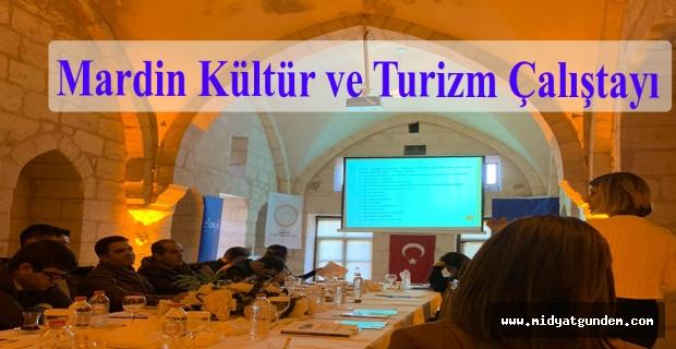 MAÜ'den Turizm İşletmecilerine Yönelik Mardin Kültür ve Turizm Çalıştayı