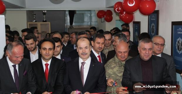 Yunus Emre Enstitüsü ilk bilim sınıfını Midyat'ta açtı