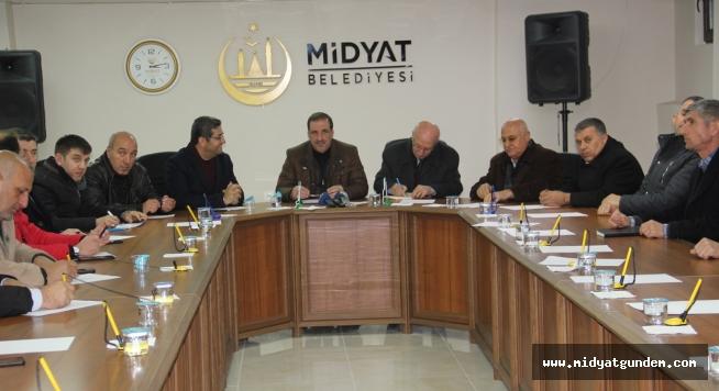 Midyat'tan depremzedelere yardım çağrısı