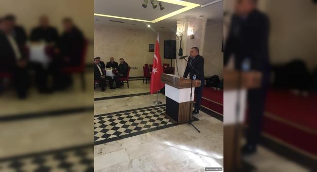 Murat Nasıroğlu AK Parti İlçe Başkanlığına Aday Olduğunu Açıkladı