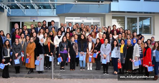 Dicle Elektrik 8 Mart Kadınlar Günü'nü  etkinliği