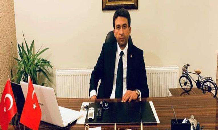 AK Parti Belediye Meclis üyesi İdris Arslan 'dan bayram mesajı