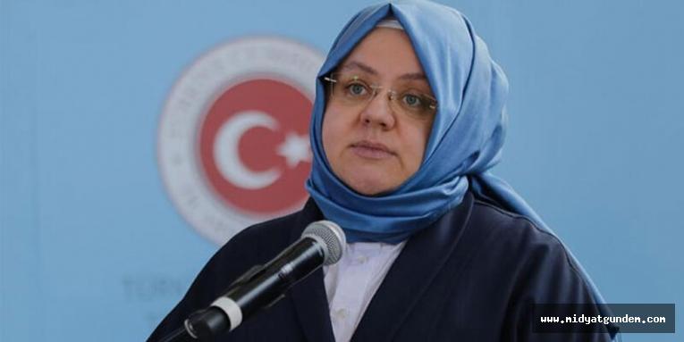 Bakan Selçuk'tan Sosyal Güvenlik Haftası'na Özel Paylaşım