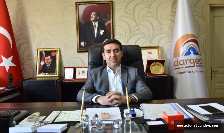 Başkan Aksoy'dan Bayram Mesajı