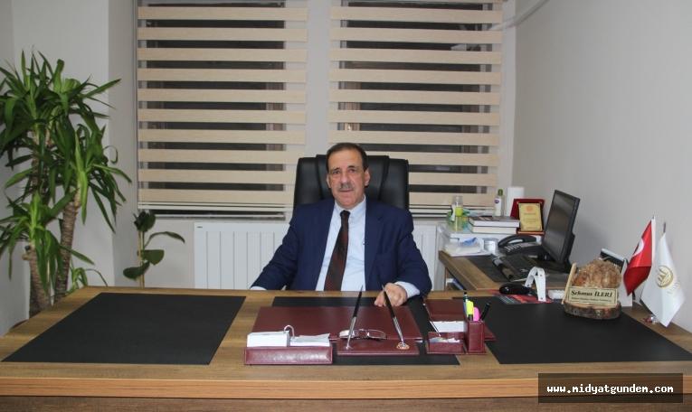 Başkan yardımcısı İleri'den, Kurban Bayramı mesajı