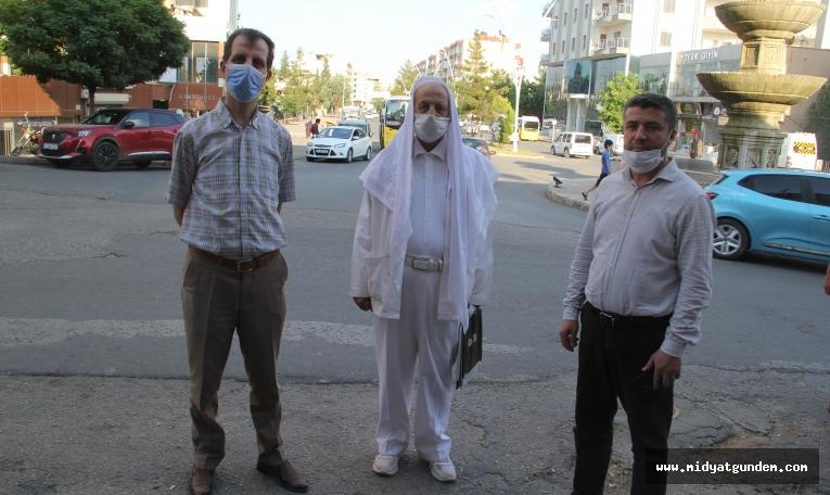 Danıştay'ın Ayasofya kararına Midyat'tan destek
