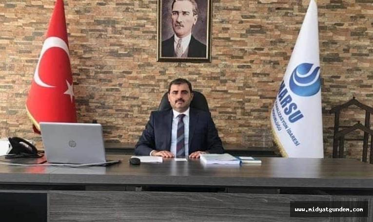 MARSU Genel Müdürlüğü'ne yeni atama