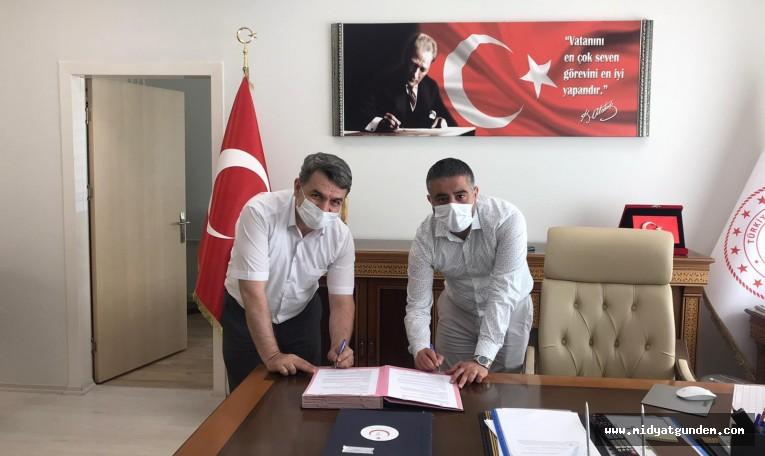 Mardin'de plazma bağış merkezi kuruldu