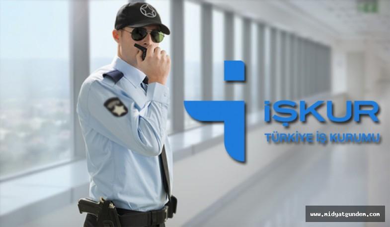 Mazıdağı İlçe Milli Eğitim Müdürlüğü Güvenlik İŞ Kur Alım Listesi