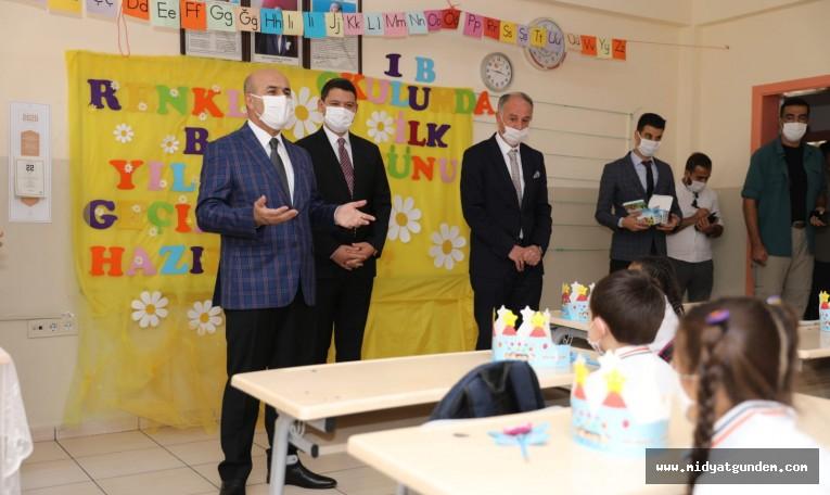 Vali Demirtaş, Öğrenciler İle Bir Araya Geldi