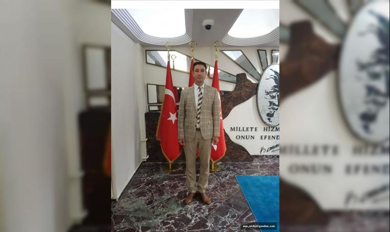 MHP Artuklu ilçe Başkanlığı'na Ersöz seçildi