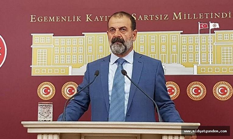 Tuma Çelik'in dokunulmazlığının kaldırılması kararı Resmi Gazete'de yayınlandı!