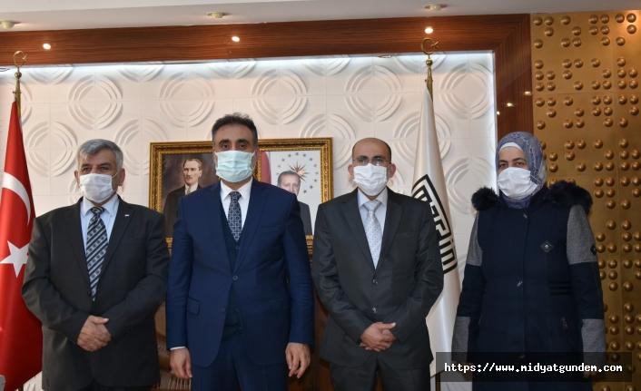 MAÜ, Şam Üniversitesi ile İşbirliği Protokolü İmzaladı