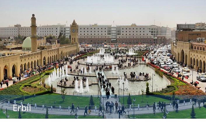TISİAD Erbil'de ticaret merkezi açıyor