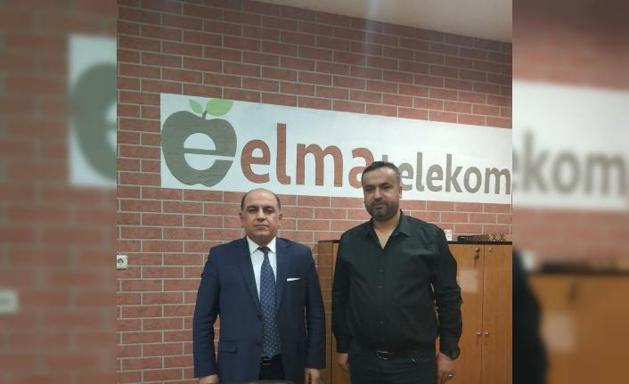 TISİAD Mardin İl Başkanlığı Mehmet Nebi Şahin'e Emanet Edildi