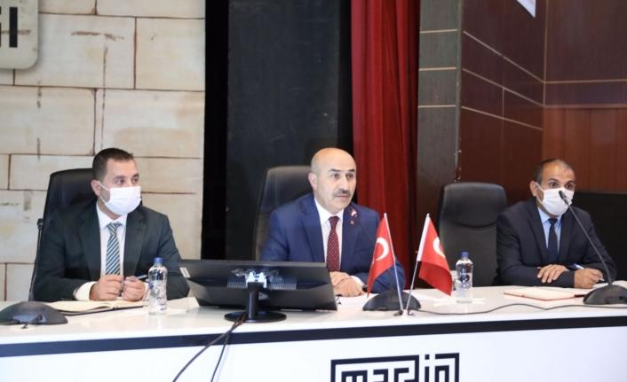 Mardin İl Koordinasyon Kurulu'nun 2021 Yılı 3. Toplantısı Yapıldı