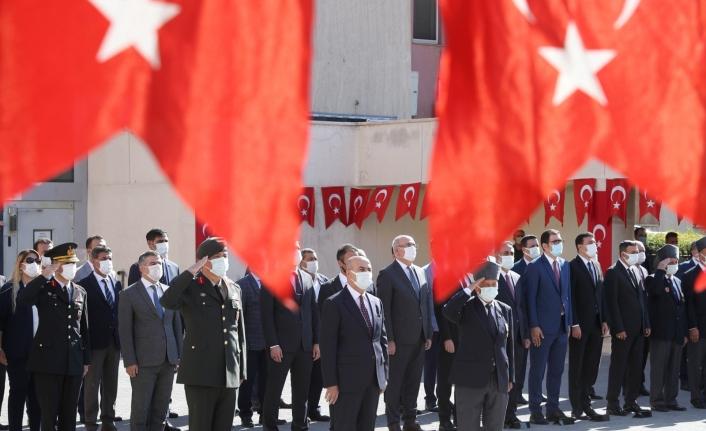 19 Eylül Gaziler Günü Törenle Kutlandı