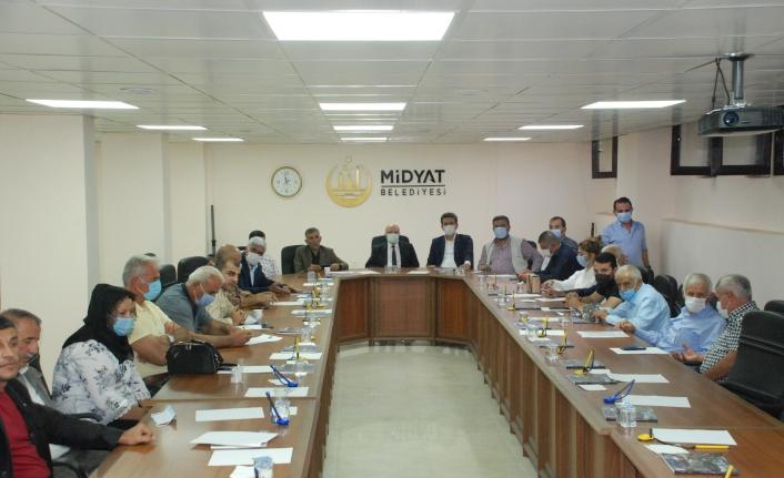 Midyat Belediyesi AK Parti Grubu'ndan Bildiri