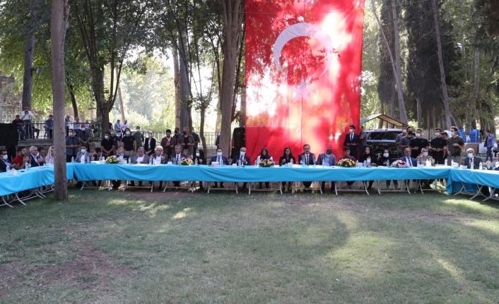 Nusaybin'de Şehitleri Anma Programına düzenlendi