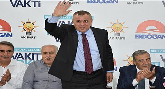 Şahin' AK Parti'den Milletvekili Adayı