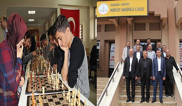 'Öğretmen Faysal Durmaz Satranç Turnuvası' Düzenlendi
