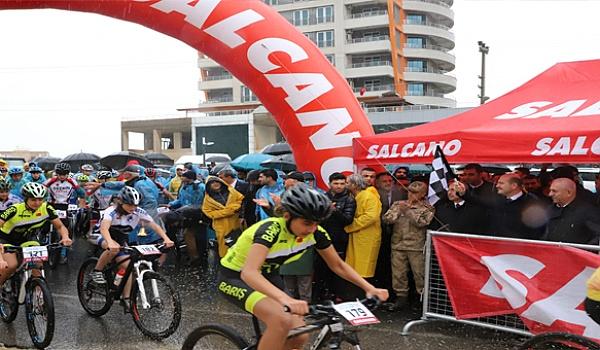 Uluslararası Mardin Dağ Bisikleti Kupası başladı