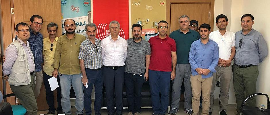 Mardin'de Basın Mensuplarının Konut Müjdesi