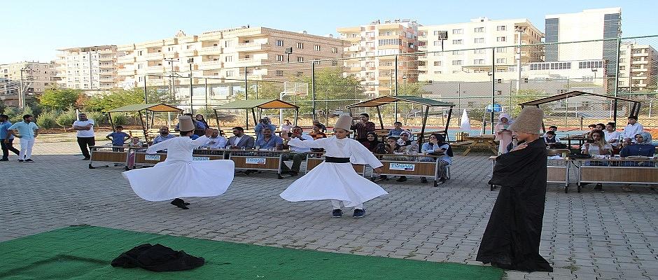 Midyat'ta TÜGVA Yaz Okulu Kapanışı