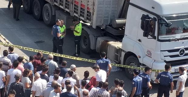 Midyat'ta Trafik Kazası:1 Ölü