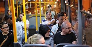 Toplu Ulaşımına Köklü Değişim Geliyor