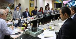 Uyuşturucu ve Güvenli Eğitim Konulu Toplantı Yapıldı