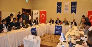DİKA Yönetim Kurulu Mardin'de Toplandı