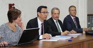 Midyat OSB' Çalışmaları Ve Toplantısı