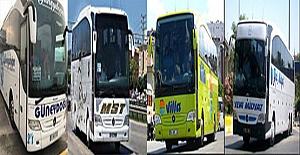 Midyat'ta Otobüslerde Sonbahar–Kış Rekabeti