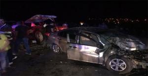 Midyat'ta trafik kazası: 2 yaralı