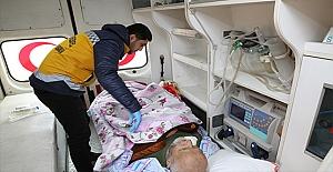 Hasta Taşımada Rekor Rakamlar
