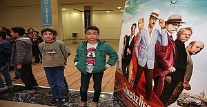 Mardin'de 14 bin Çocuk Sinemayla Tanışacak